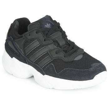 Skor Barn Sneakers adidas Originals YUNG-96 C Svart