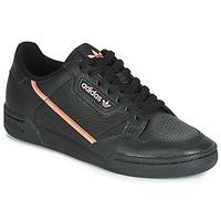 Skor Dam Sneakers adidas Originals CONTINENTAL 80 W Svart