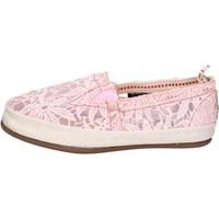 Skor Dam Slip-on-skor O-joo Sneakers BR125 Rosa