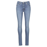 textil Dam Skinny Jeans Levi's 721 HIGH RISE SKINNY Los / Angeles