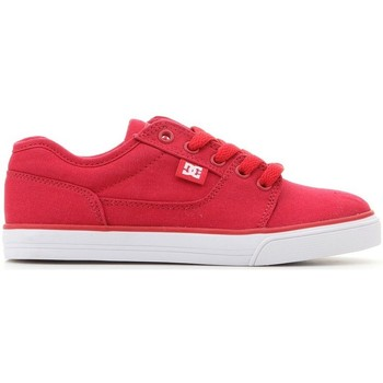 Skor Barn Sneakers DC Shoes Tonik TX Röda