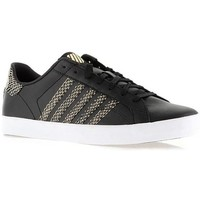 Skor Dam Sneakers K-Swiss Belmont SO Svarta, Guld