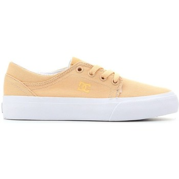 Skor Barn Tennisskor DC Shoes Trase TX Gula