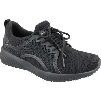 Skor Dam Sneakers Skechers Bobs Squad 32507-BBK
