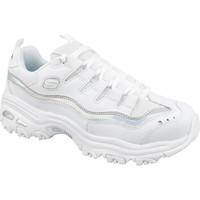 Skor Dam Sneakers Skechers D'Lites  13160-WSL