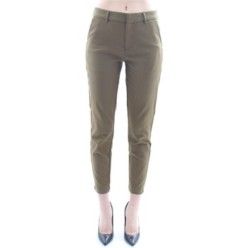 textil Dam Chinos / Carrot jeans Scotch & Soda 149913 Military green