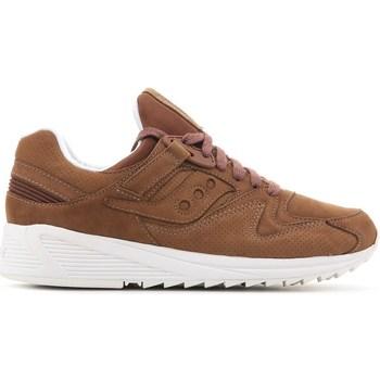 Skor Herr Sneakers Saucony Grid 8500 HT Bruna
