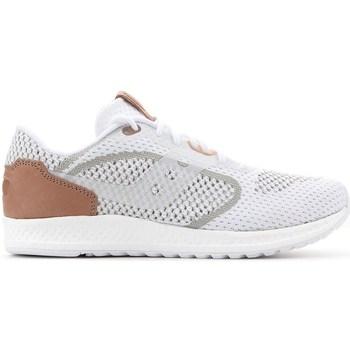 Skor Herr Sneakers Saucony Shadow 5000 Evr Vit,Gråa,Bruna