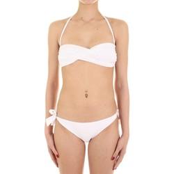 textil Dam Bikini Joséphine Martin CARAMELLA Bianco