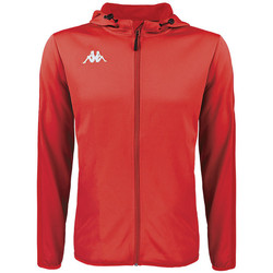 textil Herr Sweatjackets Kappa Veste  Telve rouge
