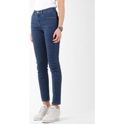 textil Dam Skinny Jeans Wrangler Blue Star W27HKY93C navy