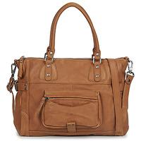 Väskor Dam Handväskor med kort rem Sabrina CAMILLE Cognac
