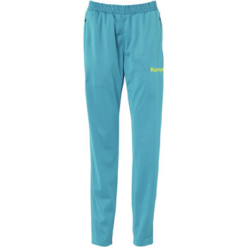 textil Dam Joggingbyxor Kempa Jogging Femme  Emotion 2.0 bleu/jaune
