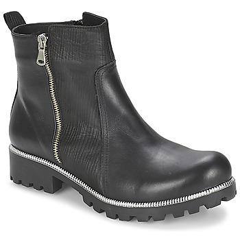 Skor Dam Boots Andrea Conti GLIONE Svart