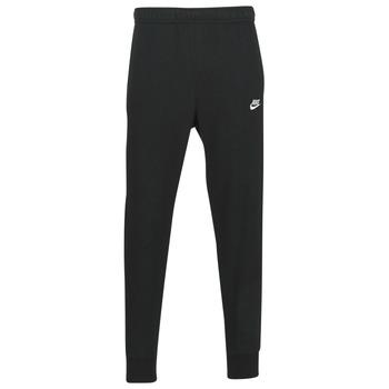 textil Herr Joggingbyxor Nike M NSW CLUB JGGR BB Svart