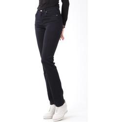 textil Dam Skinny Jeans Wrangler Jeans  True Blue Slim W27GBV79B