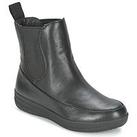 Skor Dam Boots FitFlop FF-LUX CHELSEA BOOT Svart