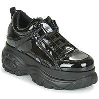 Skor Dam Sneakers Buffalo 1339 Svart / Lack
