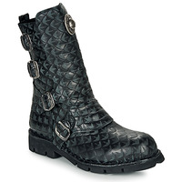 Skor Boots New Rock  Svart