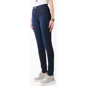 textil Dam Skinny Jeans Lee Scarlett High L626AYNA navy