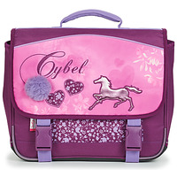 Väskor Flickor Skolväskor Back To School CYBEL CARTABLE 38 CM Rosa