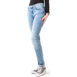 textil Dam Skinny Jeans Wrangler Slim Best Blue W28LX794O blue