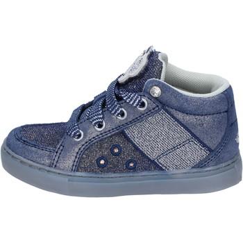 Skor Flickor Höga sneakers Lelli Kelly Sneakers BR329 Blå