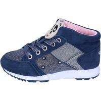 Skor Flickor Höga sneakers Lelli Kelly Sneakers BR330 Blå