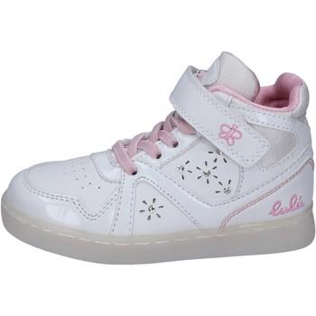 Skor Flickor Höga sneakers Lulu BR351 Vit