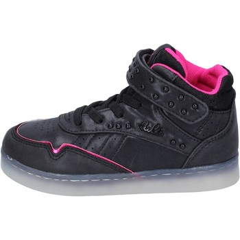 Skor Flickor Höga sneakers Lulu BR353 Svart