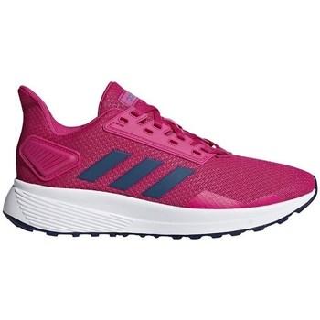 Skor Flickor Sneakers adidas Originals Duramo 9 K Rosa