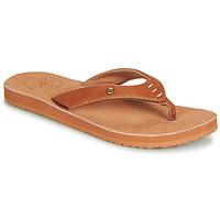 Skor Dam Flip-flops Cool shoe COASTAL Cognac