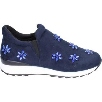 Skor Flickor Slip-on-skor Holalà Sneakers BR386 Blå