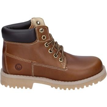 Skor Pojkar Boots Melania Fotkängor BR388 Brun