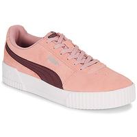 Skor Dam Sneakers Puma COURT CALI RS Rosa