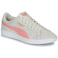 Skor Dam Sneakers Puma VIKKY WNS V2 Beige