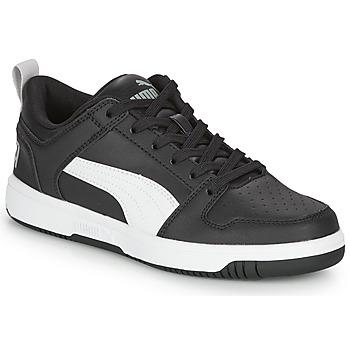 Skor Pojkar Sneakers Puma REBOUND LAYUP N Svart