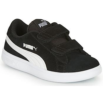 Skor Barn Sneakers Puma Puma Smash v2 SD V PS Svart