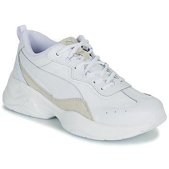 Skor Dam Sneakers Puma WNS CILIA LUX B Vit