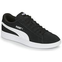 Skor Herr Sneakers Puma SMASH Svart