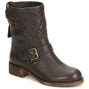Skor Dam Boots Marc by Marc Jacobs 626243 Brun