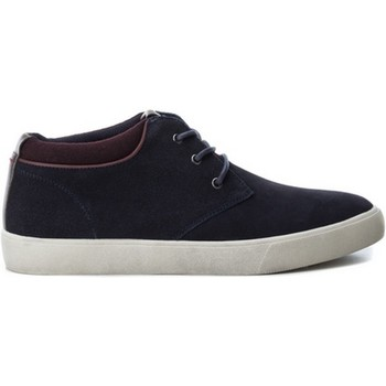 Skor Herr Sneakers B3D 40218 SERRAJE COMBINADO NAVY Azul marino