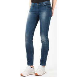 textil Dam Skinny Jeans Wrangler Hailey Slim W22T-XB-23C navy