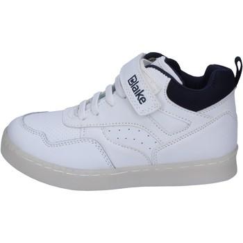 Skor Pojkar Höga sneakers Blaike BR432 Vit
