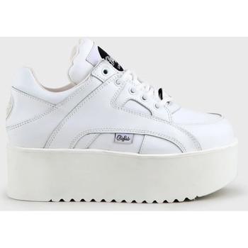Skor Dam Höga sneakers Buffalo 1330-6 Vit
