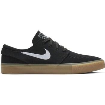 Skor Herr Sneakers Nike SB Zoom Stefan Janoski RM Svarta