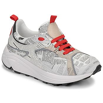 Skor Herr Sneakers John Galliano 8516 Grå