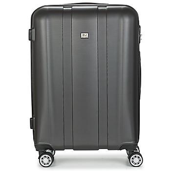 Väskor Hårda resväskor David Jones CHAUVETTO 72L Grå