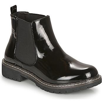 Skor Dam Boots André NOVA Svart