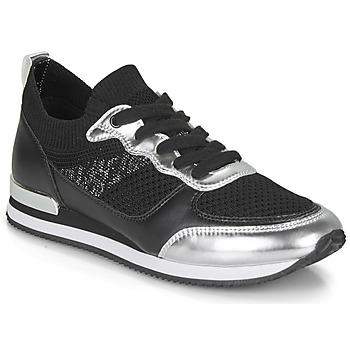Skor Dam Sneakers André BETTIE Svart / Silver